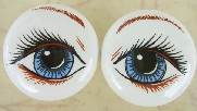 Cabinet knobs Blue Eyes