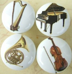 Cabinet knob Musical Instruments