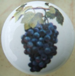 cabinet knobs grape images