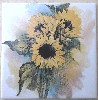 Ceramic tile CERAMIC  SUNFLOWER SUN FLOWER